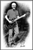 Peter Frampton 6 by KevyMetal