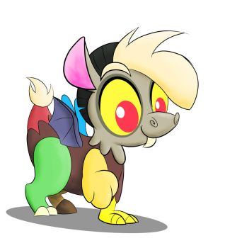 Baby Discord (final) by artwork-tee