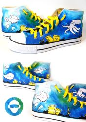 fish-shoes by Loek93