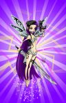 Combat Fairies - Cinnia by OuthouseCartoons