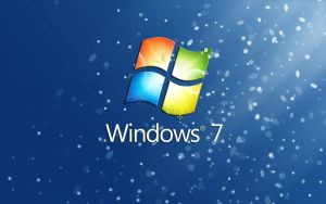 Windows 7 Christmas 2009 by Randydorney