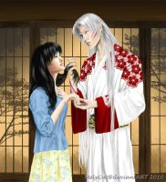 InuYasha - Unspoiled Fanart 02 by MelyCat