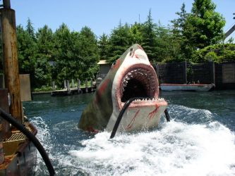 Jaws 2 by bohe