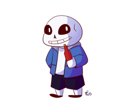 Sans Catchup by Riboo
