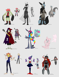 Request Redesigns 2 by UnknownSpy