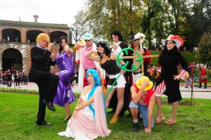 One Piece Group II Lucca _2012 by Cosmy-Milord