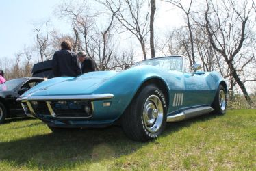Blue Vette by SwiftysGarage