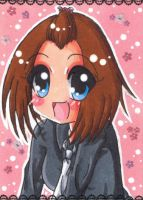 ACEO That is me by LuckyAngelausMexx