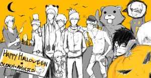 MASAKI MIX15: KING FOR A DAY (Happy Halloween) by bleach-aholicX3