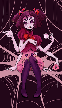 Muffet by Corelle-Vairel