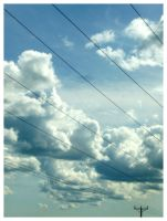 Clouds by miraculousm