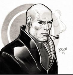Metabaron by vagrantt