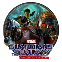 Guardians of the Galaxy - Telltale - Dock Icon by kom-a