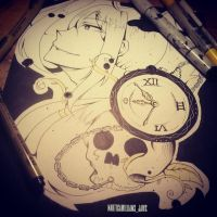 Time by NauticaWilliams