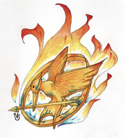Fire is Catching by SoapyPillow