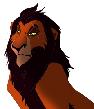 Scar by coolrat
