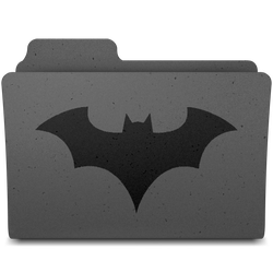 Batman Folder by Crisds03