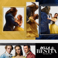 Photopack Png Beauty and The Beast by Ricardo-Swift22