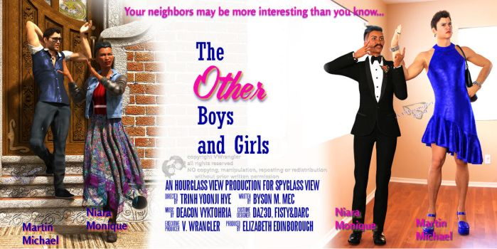 The Other Boys and Girls (two-sheet) by vwrangler