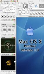 Mac OS X - Panther v1.5 by martin-deimos
