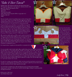 +Sailor V Shirt Tutorial+ by Lovely-Autumn