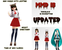 -DOWNLOAD- MMD IB UPDATED by MagicalFlyingTurtle