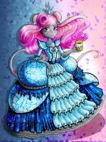 Monster High - Mouscedes King by SiriraLiluria