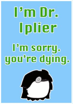 Quote: Dr iplier by Tredis