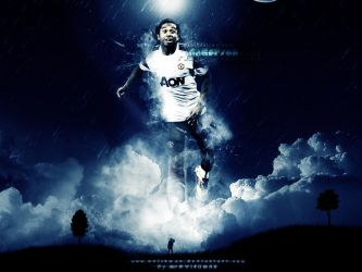 Anderson Footy Wall by ovichman