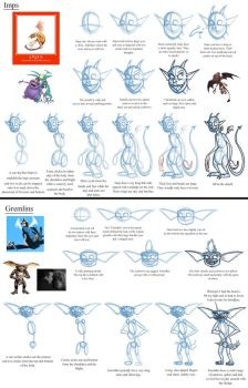 Notes on Imps and Gremlins by Expression