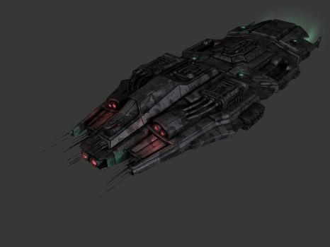 Space Ship by eRe4s3r