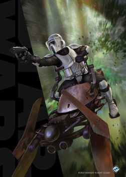 Speeder Bike by FotoN-3