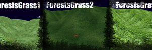 Forests-FH }FREE| 3 grass textures, seamless by Forests-FH