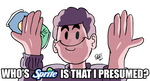 Who's Sprite is that I presumed? by Pablos-Corner