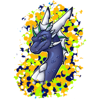 Videri Headshot Commission gift by Cursed-Midna