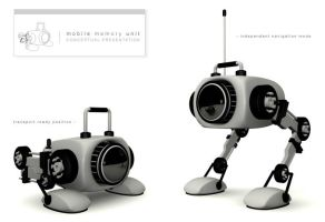 Mobile Memory Unit by ethan-