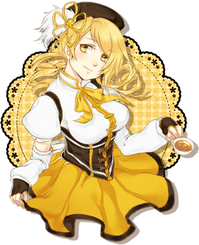 Mami san by f-wd