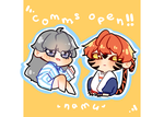 cheebs are open by namuchii