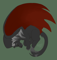 draconian | day three by Blizzardrunner
