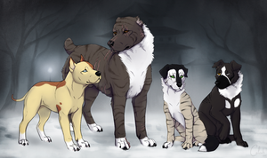 Family by Kalseah