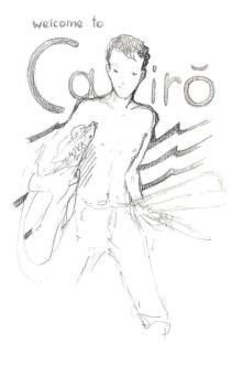 Cairo by booksellgranddaughte