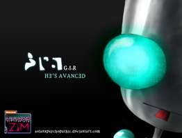 Gir Wallpaper by SolanxPsychopathic