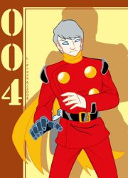 Cyborg 004 by Wom-bat
