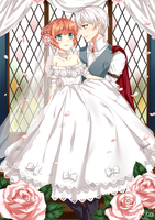 Wedding bells by naomochi