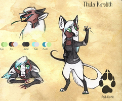 Thula ref by PotatoBug-May