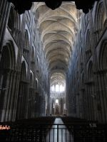 Cathedral I by Gynvaelaine-stock