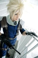 Crisis Core -Cloud Strife- by Jesuke
