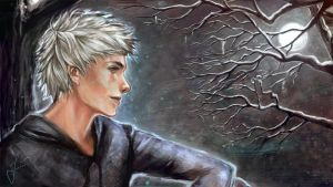 Jack Frost by jeremiasch