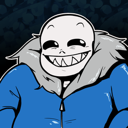 Happy Sans is Happy (Free Icon I Guess) by FishStickMystic