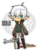 Brownie (Elf) Adopt: Closed by SyT-Adopts